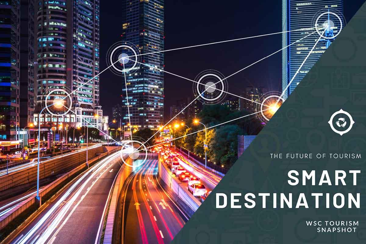 The Future of Tourism: SMART Destination