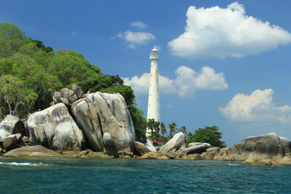 Belitung Global Geopark